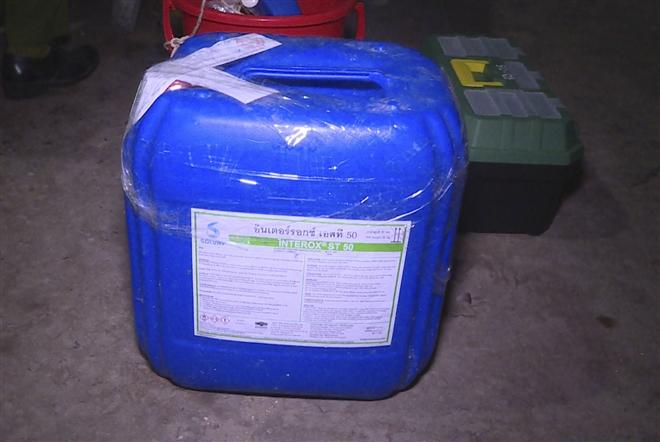 Vũng Tàu: Hãi hùng cơ sở ngâm cá bằng hóa chất độc hại - 2